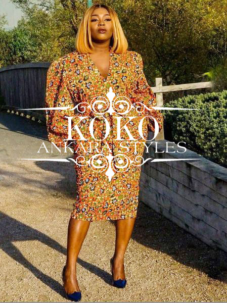Kick Off The New Month In These Masterpiece Ankara Styles