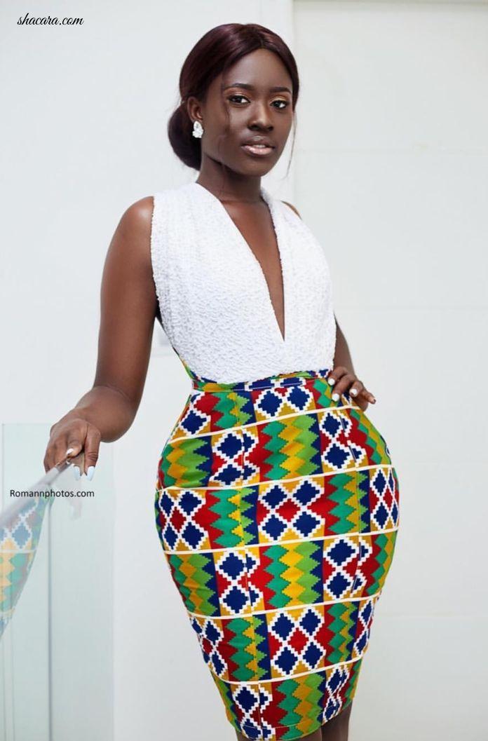 Fella Makaufi Is The Curvy Ghanaian Screen Goddess Taunting Social Media