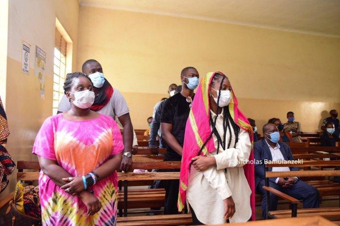 Omah Lay and Tems in Uganda Abike Dabiri reacts