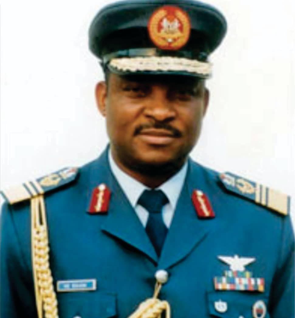 Nigeria's 12th Chief Of Air Staff, Air Marshal Nsikak-Abasi Essien Eduok Is Dead