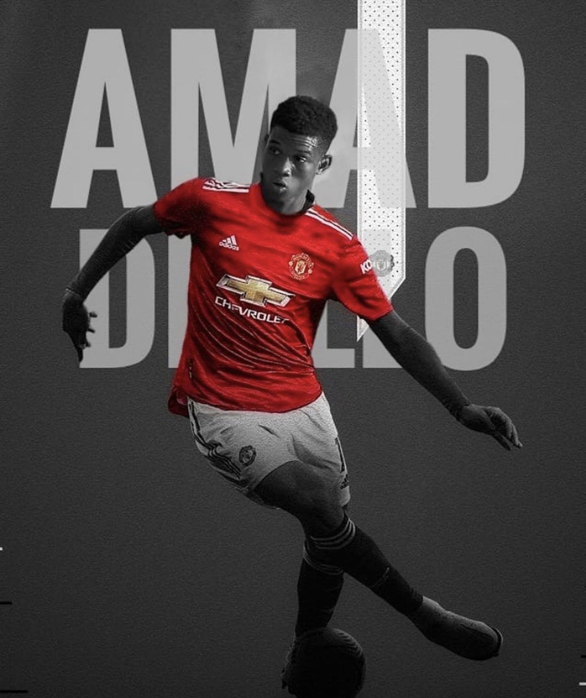 Can't Wait To Start! Amad Diallo Says As ManU Completes Signing