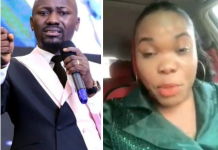 Apostle Johnson Suleman and Faith Edeko