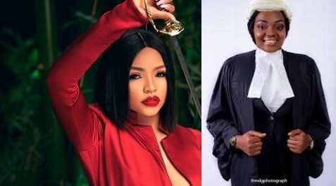 Governor Diri Removes BBNaija Nengi As Face Of Bayelsa Girl Child Replaces Her With 1st Class Law Graduate