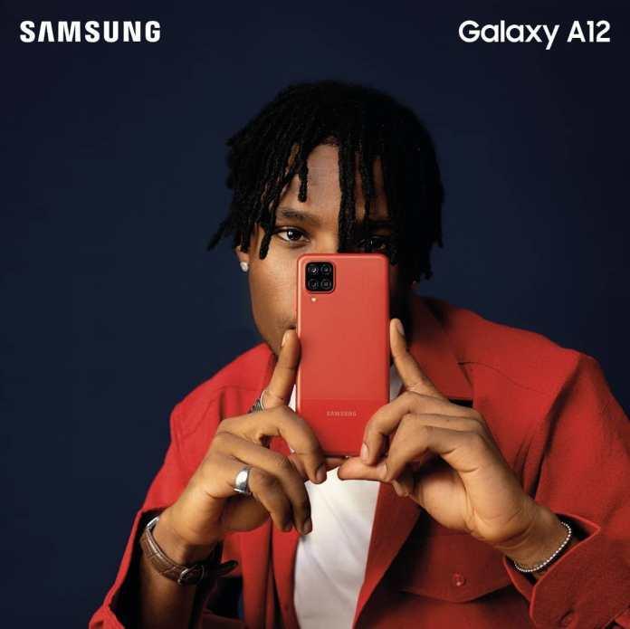 Joeboy gets endorsement deal with Samsung