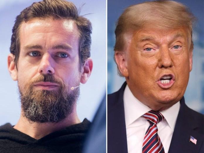Jack and Trump