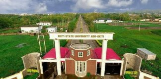 Ekiti State University EKSU