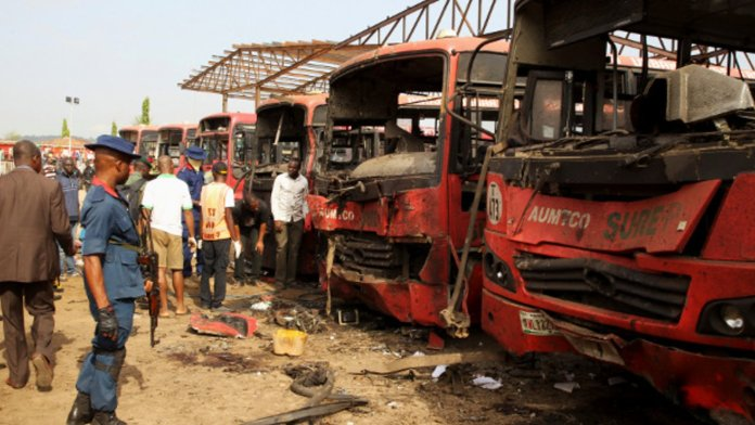 Ethnic Violence in Lagos
