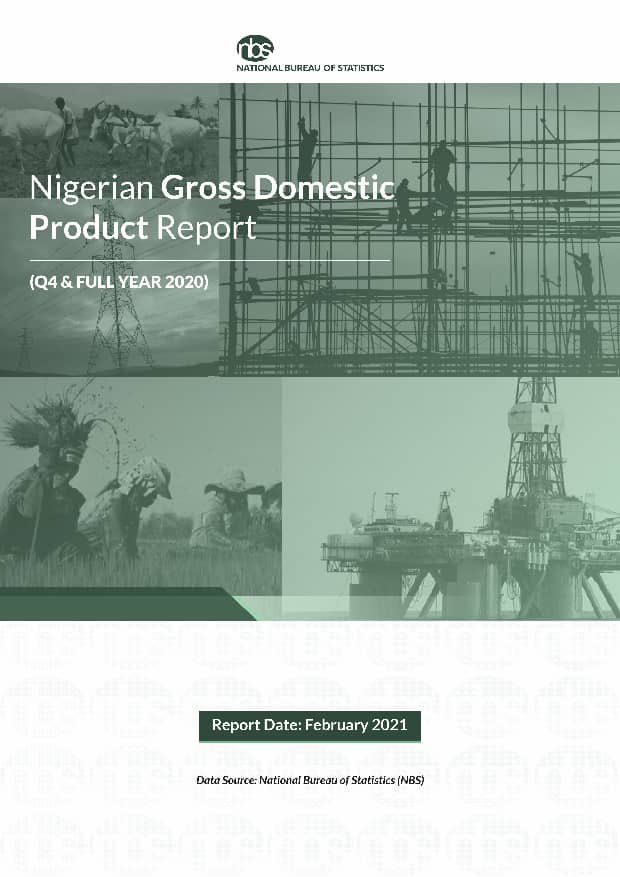 Hurray!!! Nigeria Exits Recession As GDP Grows By 0.11%