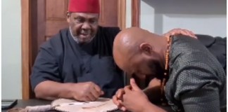 Pete Edochie bless Yul for Presidency 2023