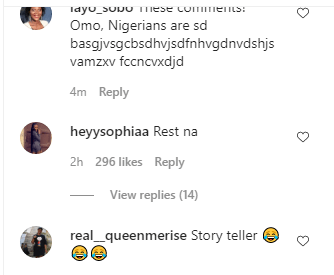 Reactions to Rosy Meurer relationship tip KOKO TV Nigeria