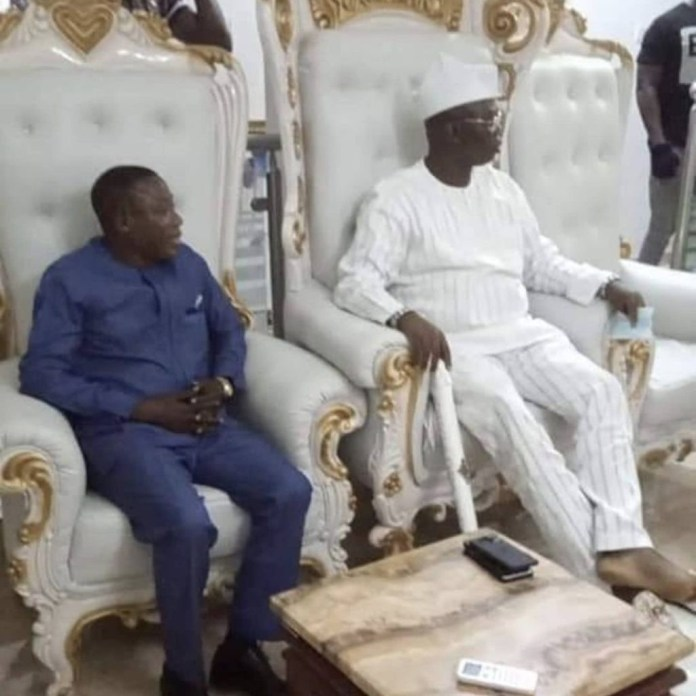 Sunday Igboho: FG's Attempt May Set Nigeria On Fire - Gani Adams