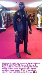 The Headies 2021 N6 reacts to celebrities' dressing KOKO TV Nigeria (6)
