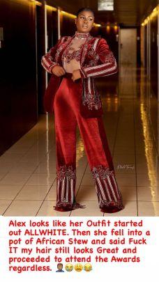 The Headies 2021 N6 reacts to celebrities' dressing KOKO TV Nigeria (9)
