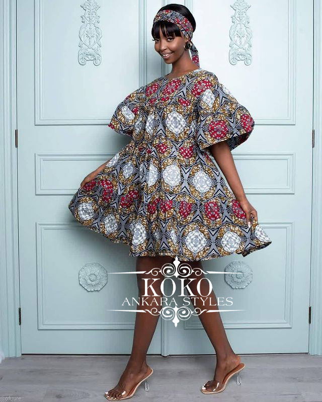 Get Ready For Date Night In These Sexy And Chic Ankara Style