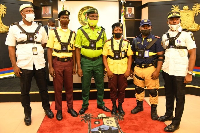 Sanwo-Olu launches Body Camera for Lagos state security operatives