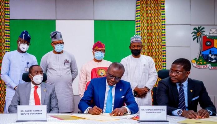 Sanwo-Olu signs Anti-Cultism bill