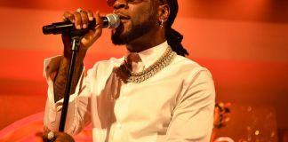 Burna Boy's 'Ye' Certified Gold In US