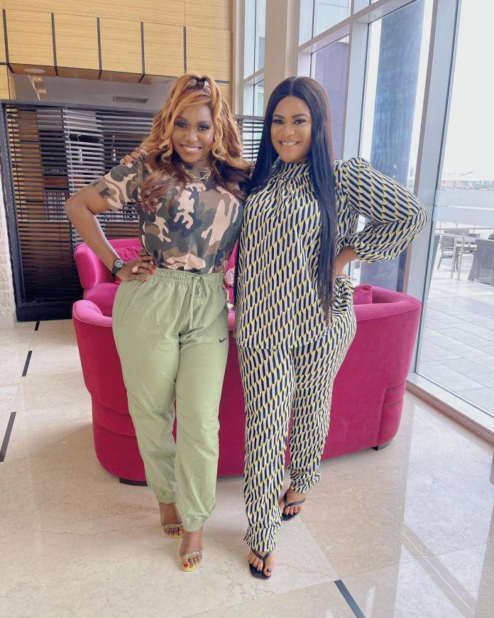 Niniola And Nkechi Blessing