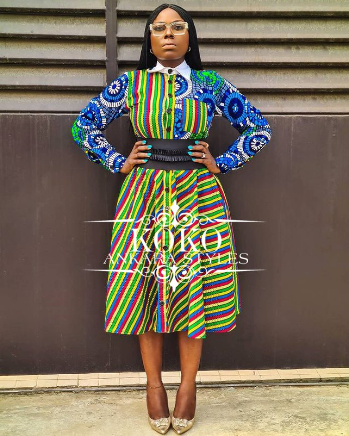 Step Out Rocking The Best Ankara Pieces