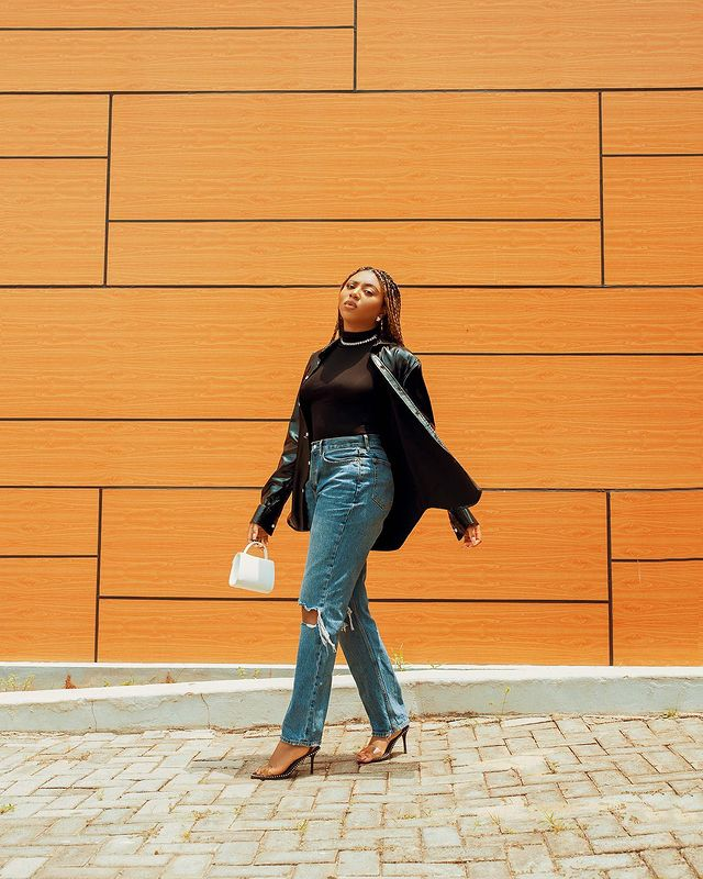 Stephanie Coker Is A Stylish IT Girl In Stunning Snaps