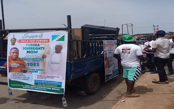 Yoruba Nation Rally, Adekunle Gold Cheating Rumour And Other Events Of The Weekend