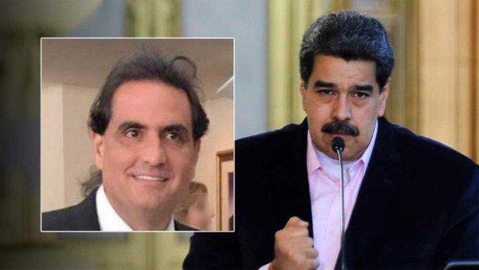 Alex Saab and Nicholas Maduro