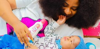 Nkechi Blessing's son Elijah Success