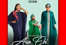Aso Ebi Abaya Styles