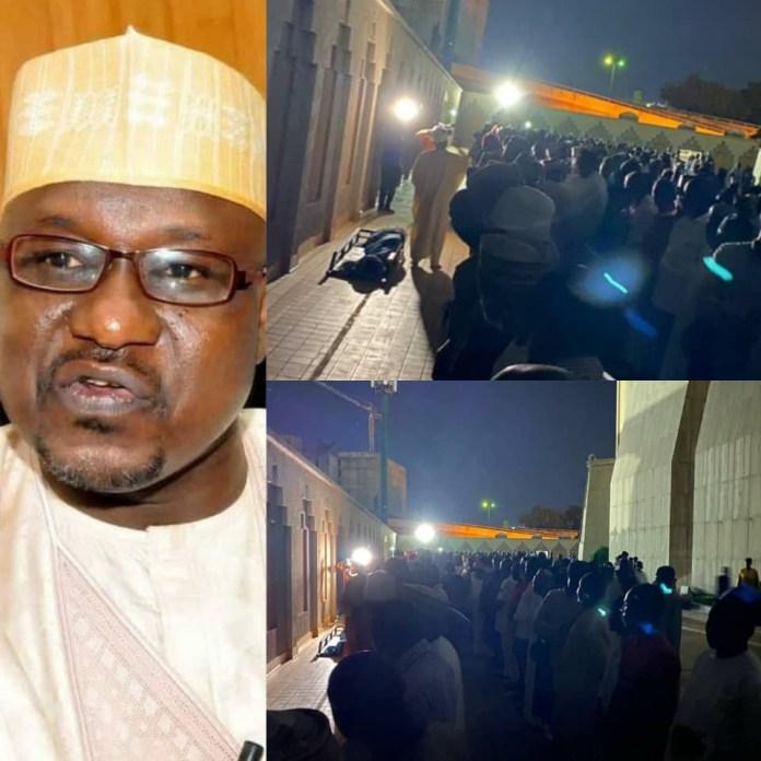"""Buhari's Security Adviser Killed Ahmed Gulak"", Nnamdi Kanu Alleges"