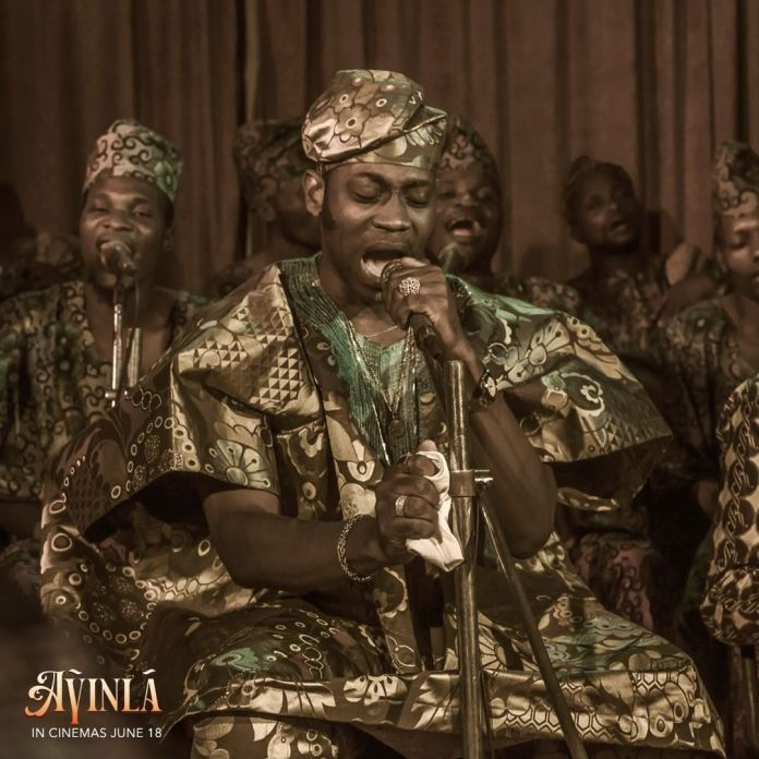 Ayinla by Tunde Kelani For Ayinla Omowura's movie KOKO TV NG