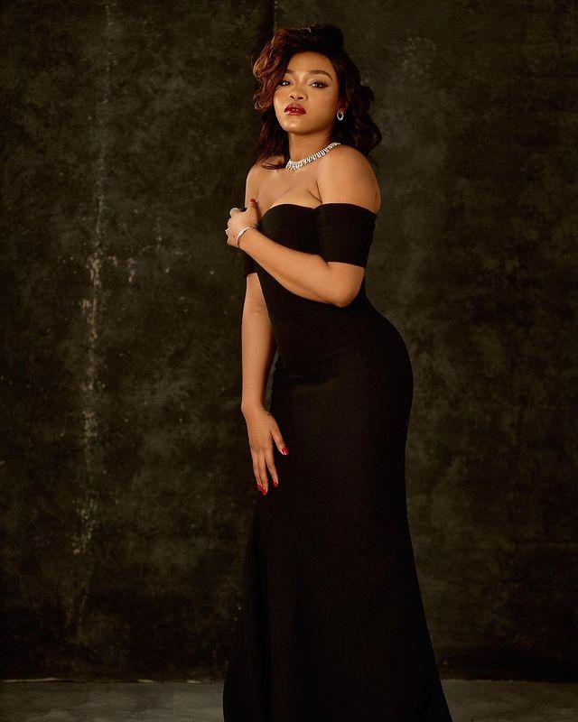 BBNaija Lilo Is Serving Alluring Glam As She Slays In Black
