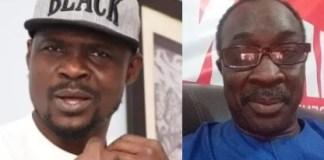 Baba Ijesha and his lawyer Adesina Ademola Ogunlana KOKO TV NG 1