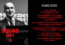 Belgium Releases Euro 2020 Star-Studded Squad list KOKO TV NG 1