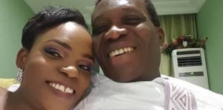 Temi and Dare Adeboye