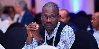 Dr Halilu Shaba, DG NASRDA