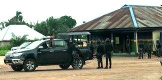 Gunmen Attack Delta Police Station