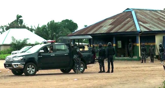 Sowore Gunmen Attack Delta Police Station