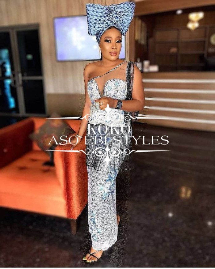 KOKOnistas Look Stunning In These Elegant And Jaw dropping Aso Ebi Styles