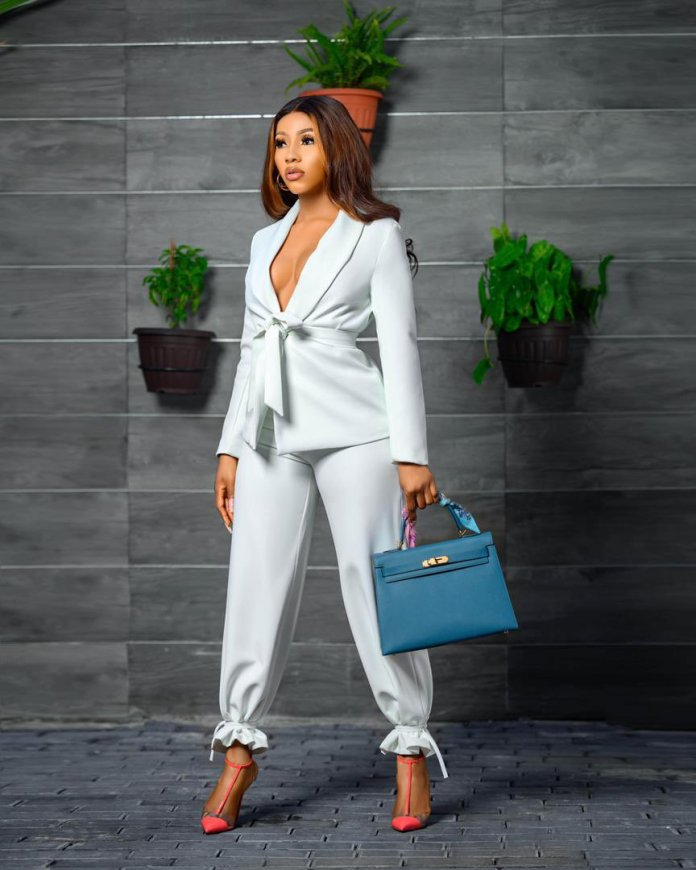 Mercy Eke Is Becoming A Bad*ss Boss In More Faith Than Fear