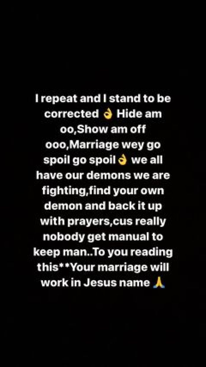 Nobody Has A Manual To Keep A Man - Nkechi Blessing