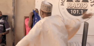 OAP Ordinary President assaults woman