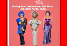 Revamp Your Fashion Game With These Enchanting Aso Ebi Styles