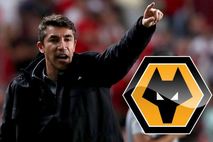 Bruno Lage Wolves