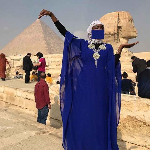 Kiyonah Is The Modest Stylista Serving Abundant Niqabi Style Inspiration