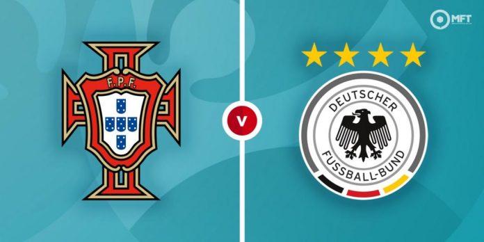 Euro 2020; Portugal Vs Germany