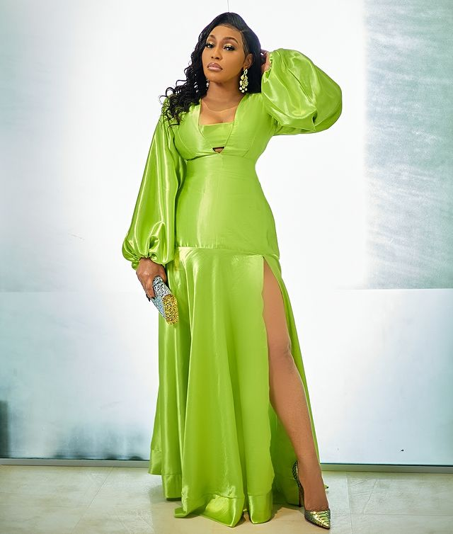 Rita Dominic Makes Timeless Fashion Statement In Stunning Snaps