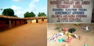 Salihu Tanko school, Niger
