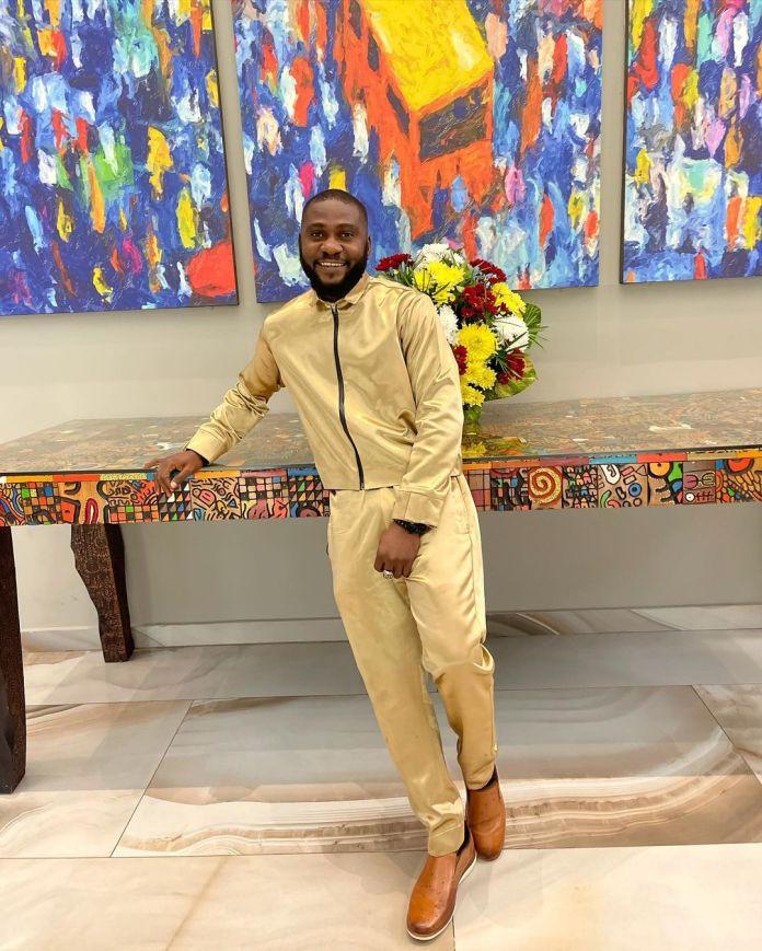 Actor Jide Awobona