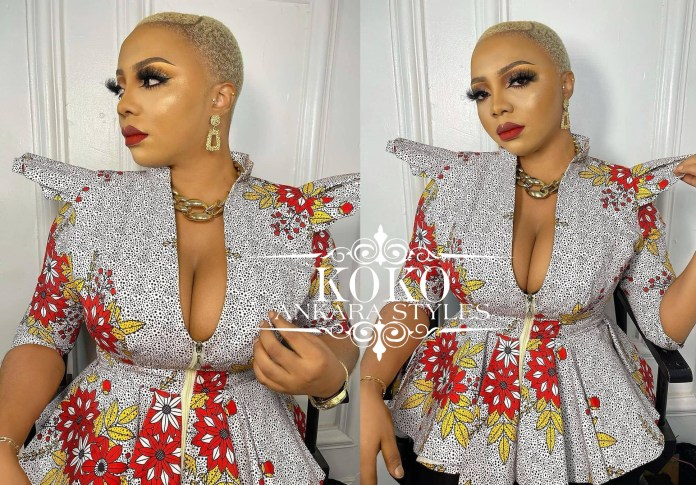 Ooze Class And Boost Your Confidence With The Fabulous Ankara Pieces
