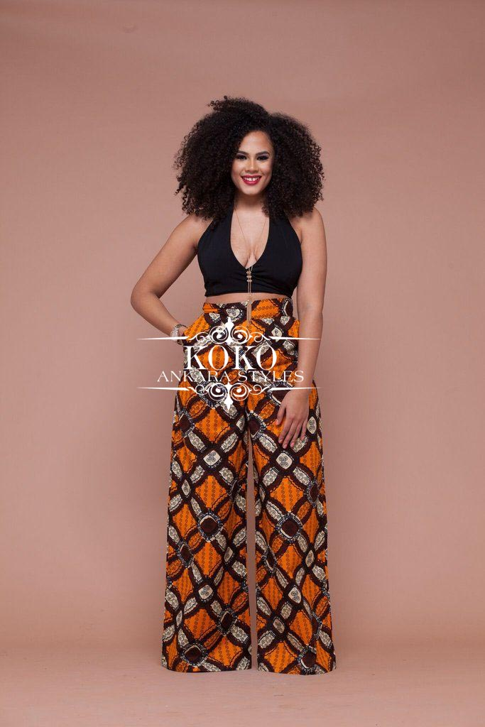 Ankara Baggy trousers styles